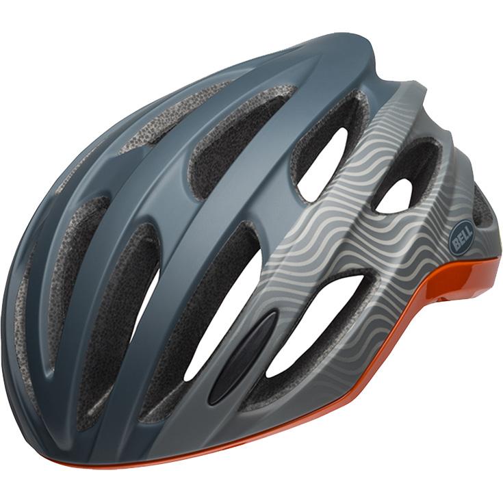 ベル フォーミュラ MIPS スレート/グレー/オレンジ ヘルメット