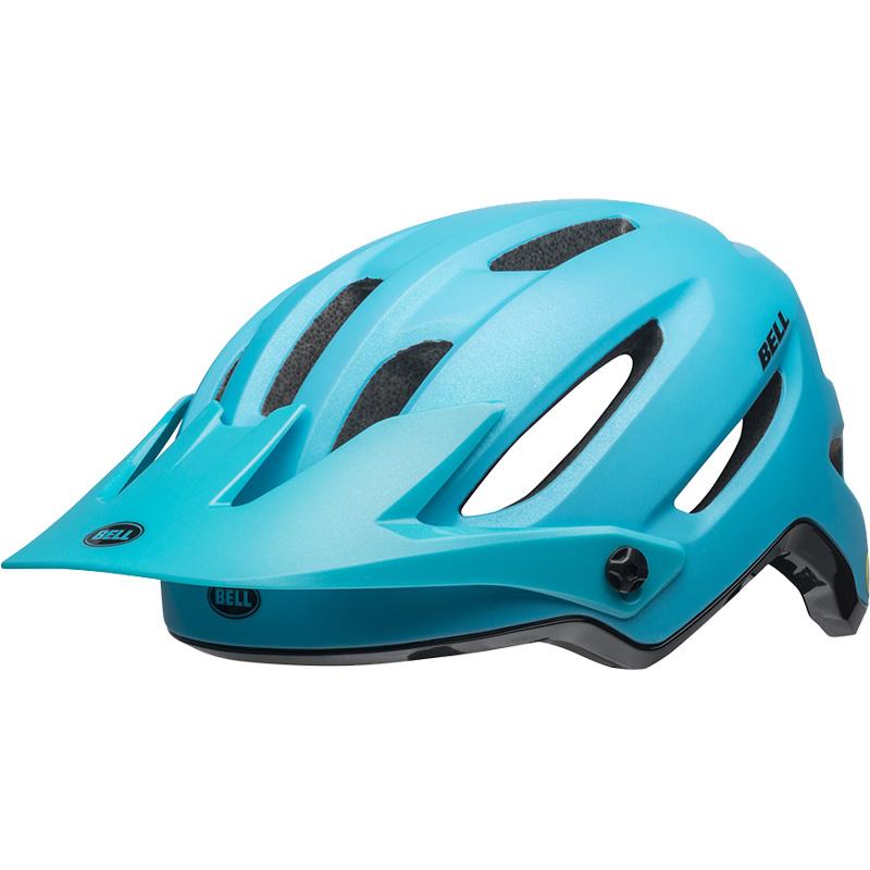 ベル 4フォーティ MIPS ブライトブルー/ブラック ヘルメット
