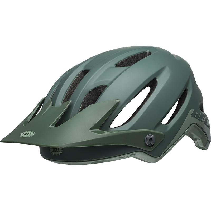 ベル 4フォーティ MIPS マット/グロスグリーン ヘルメット