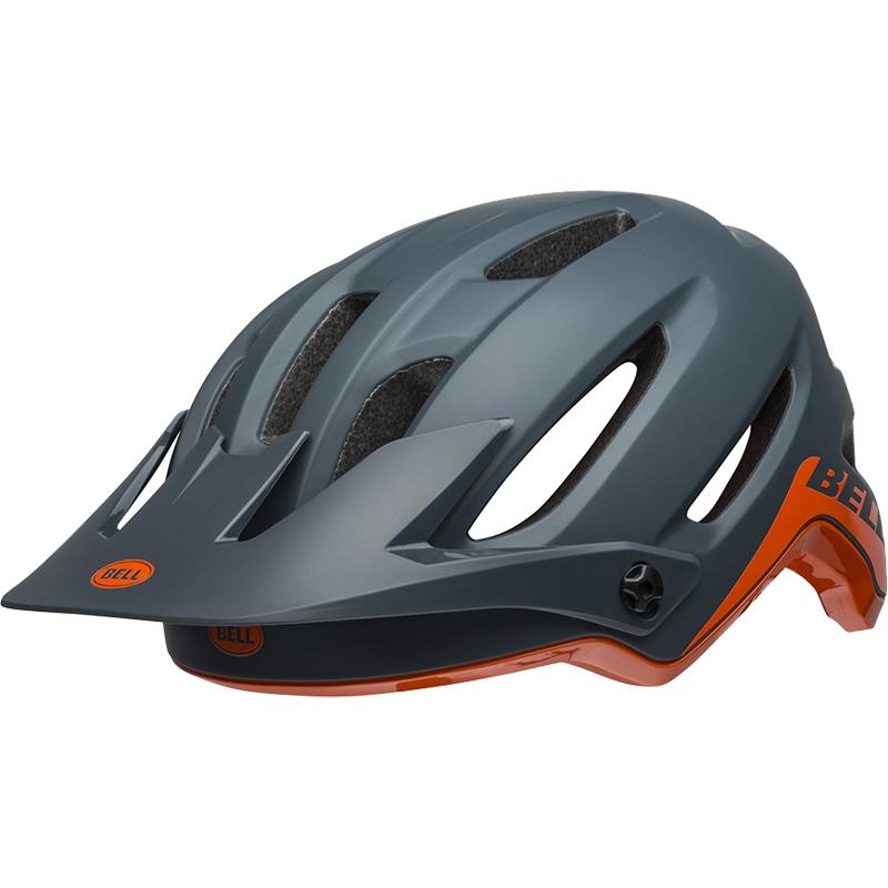 ベル 4フォーティ MIPS スレート/オレンジ ヘルメット