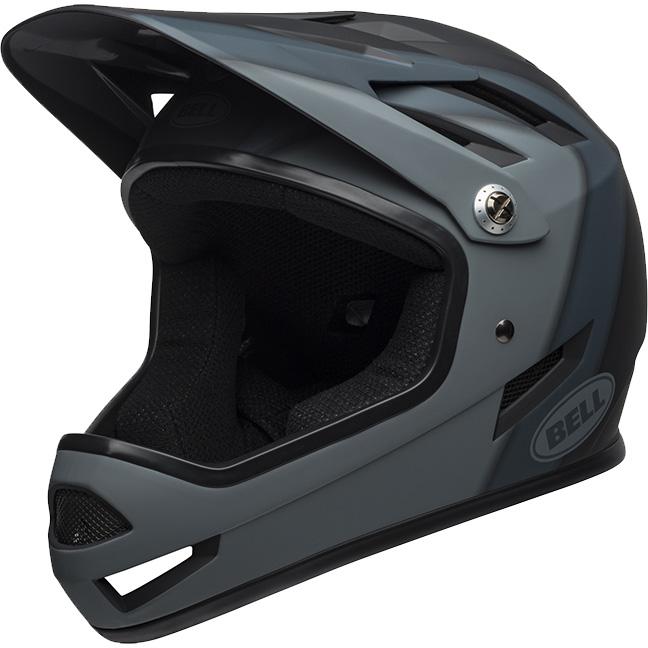 ベル サンクション マットブラックプレゼンス ヘルメット
