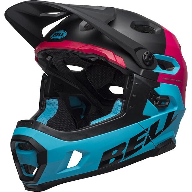 【おまけ付】 ベル スーパー DH スーパー MIPS ブラック/ベリー ベル/ブルー ヘルメット ヘルメット, 平群町:b3caa8e7 --- clftranspo.dominiotemporario.com