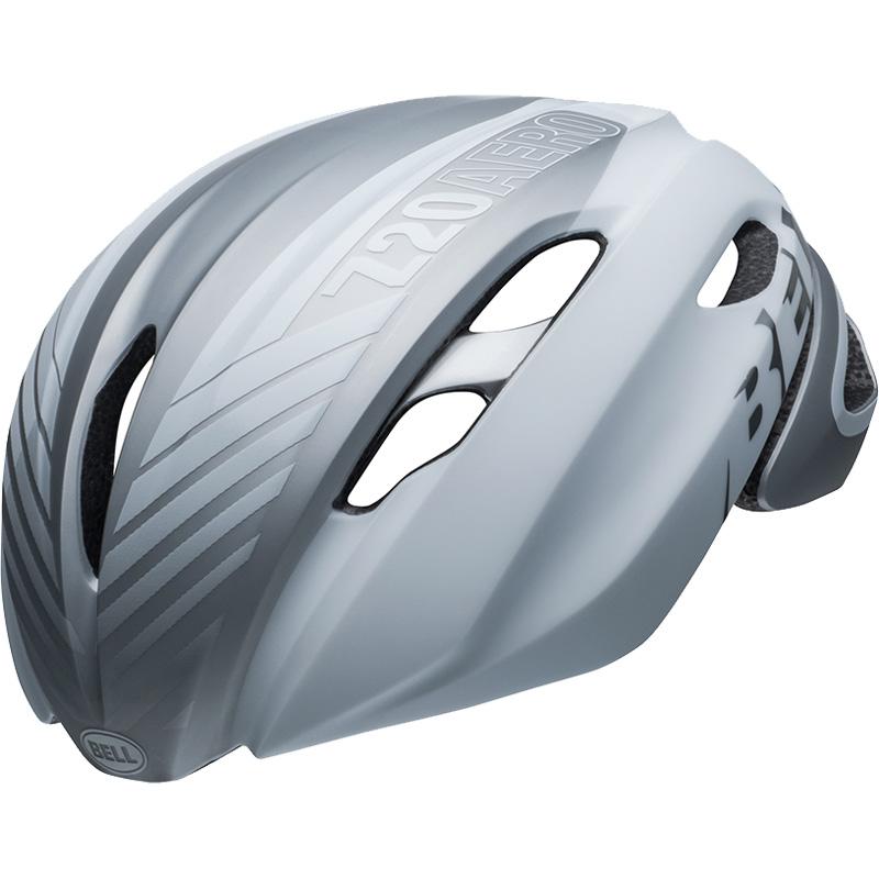 ベル Z20 エアロ MIPS ホワイト/シルバー ヘルメット