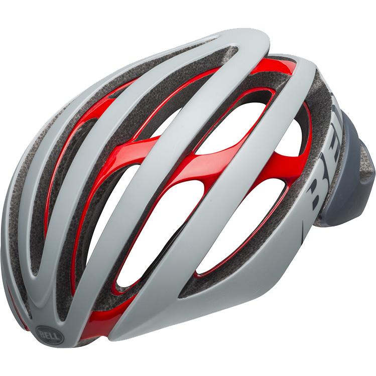 ベル Z20 MIPS グレー/クリムゾン ヘルメット