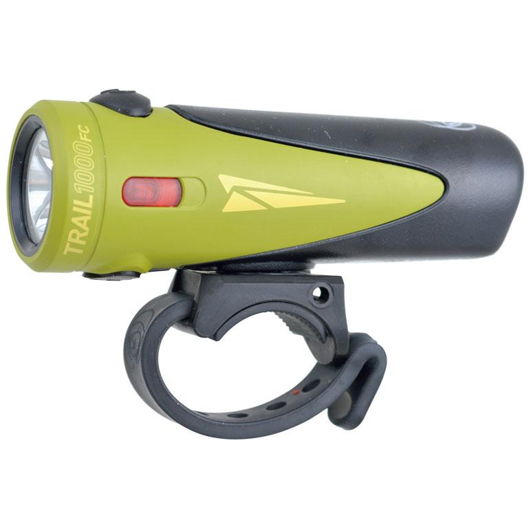 LIGHT&MOTION TRAIL 1000 FC ヘッドライト USB充電