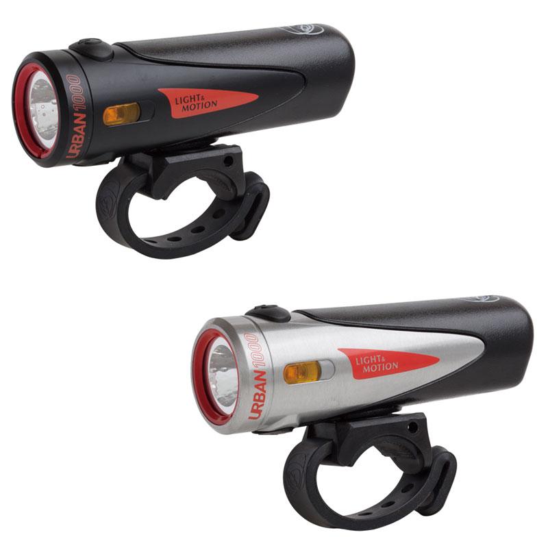 LIGHT&MOTION URBAN 1000 ヘッドライト USB充電