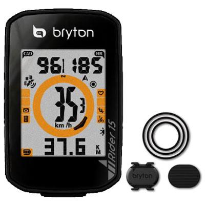 ブライトン Rider15C ケイデンスセンサー付 GPS