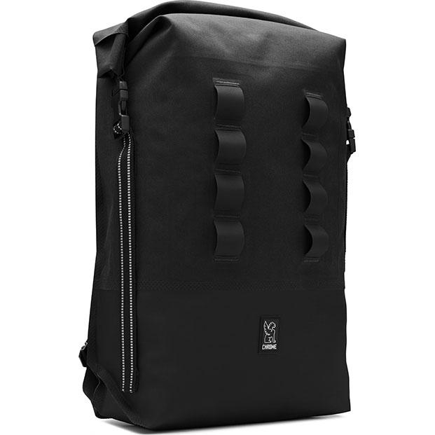 クローム URBAN EX ROLLTOP28 ブラック/ブラック バックパック