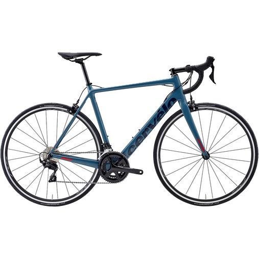 【代引不可】19サーベロ R2 105 R7000 スレート/ネイビー/レッド【自転車】【ロードレーサー】