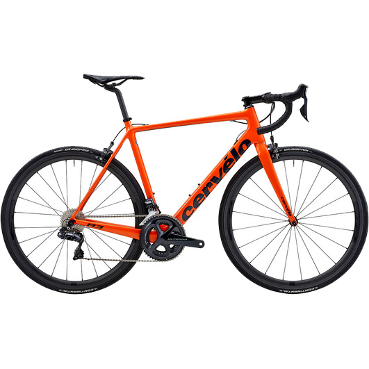 【代引不可】19サーベロ R3 Ultegra R8000 オレンジ/ネイビー/ネイビー