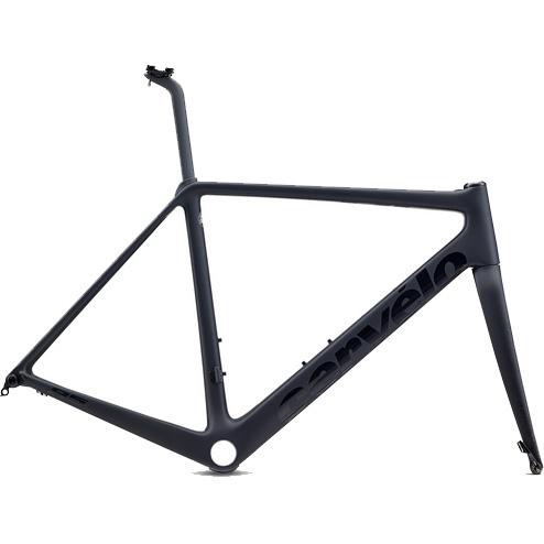 19サーベロ R5 Disc フレームセット ブラック/ブラック/グラファイト【自転車】【ロードレーサーパーツ】
