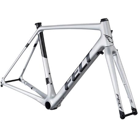 19フェルト Frame Kit FR1 Disc シルバースパークル【自転車】【ロードレーサーパーツ】