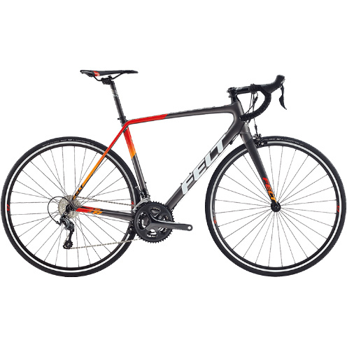 【代引不可】19フェルト FR6 マットピューター【自転車】【ロードレーサー】