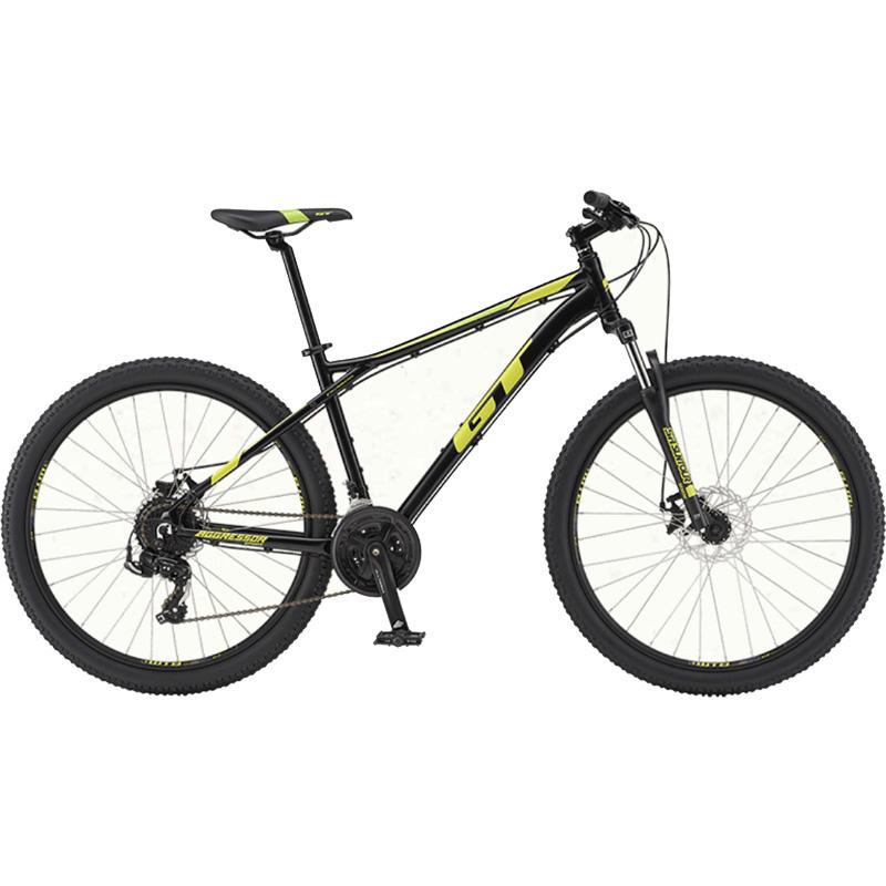 【代引不可】19GT AGGRESSOR SPORT ブラック【自転車】【マウンテンバイク】