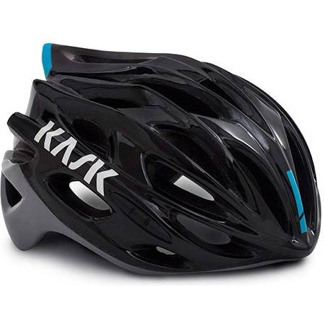 KASK MOJITO X ブラック/アッシュ/ライトブルー ヘルメット