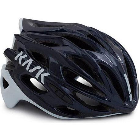 KASK MOJITO X ネイビーブルー/ホワイト ヘルメット