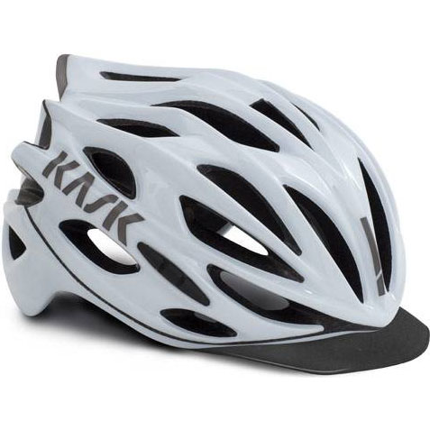 KASK MOJITO X PEAK ホワイト ヘルメット