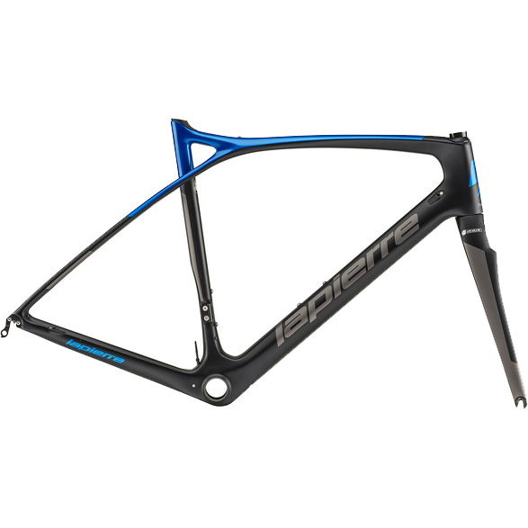 19ラピエール XELIUS SL Ultimate フレームセット ブラック/ブルー