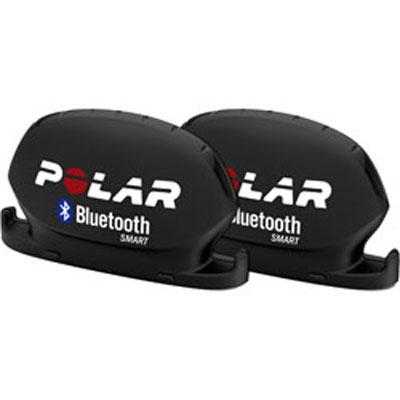 ポラール スピード・ケイデンスセンサーセット V650、V800、M450対応 Bluetooth対応