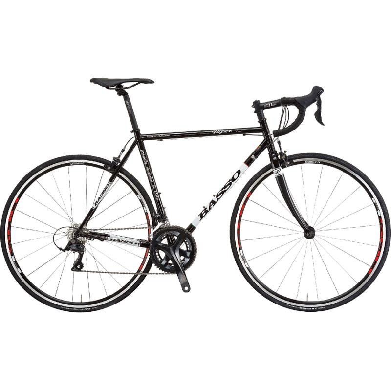 【代引不可】19バッソ VIPER SORA ブラック【自転車】【ロードレーサー】
