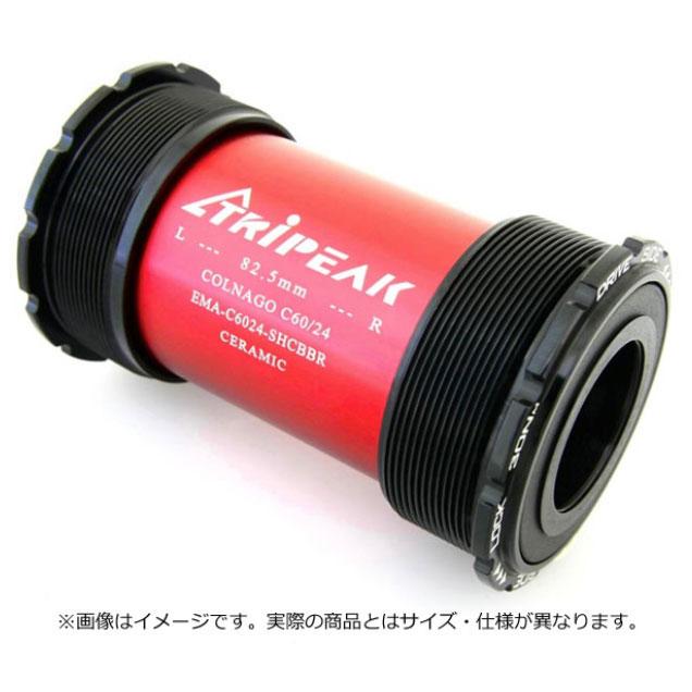 トライピーク EMA-C6030-ROCBBR フレーム:C60/CR1 クランク:ROTOR 3D+ セラミックベアリング