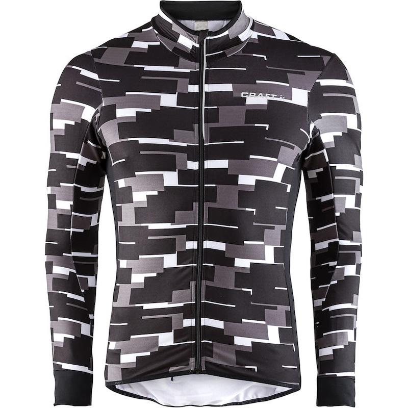 クラフト Reel Thermal Jersey Pクアッド/ブラック
