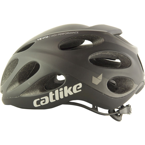 キャットライク VENTO(ヴェント) ブラック ヘルメット