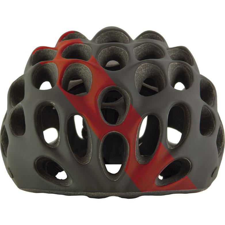 キャットライク WHISPER Evo(ウィスパー エボ) ブラック/レッド ヘルメット