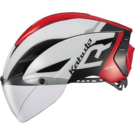 大人気新作 OGKカブト OGKカブト エアロ-R1(AERO-R1) TR ヘルメット TR G-1 ホワイトレッド ヘルメット, キシモトチョウ:7456ad45 --- blablagames.net