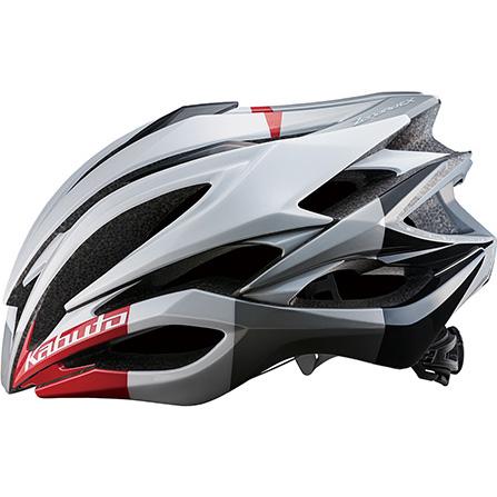 OGKカブト ゼナード-EX(ZENARD-EX) ホワイトレッド ヘルメット