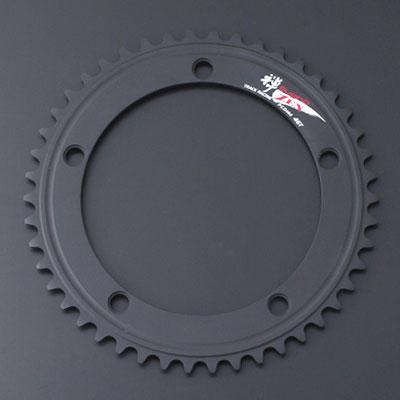 スギノ ZEN144 ブラック チェーンリング 【自転車】【トラック・ピストパーツ】【チェーンリング(PCD】【144mm)】