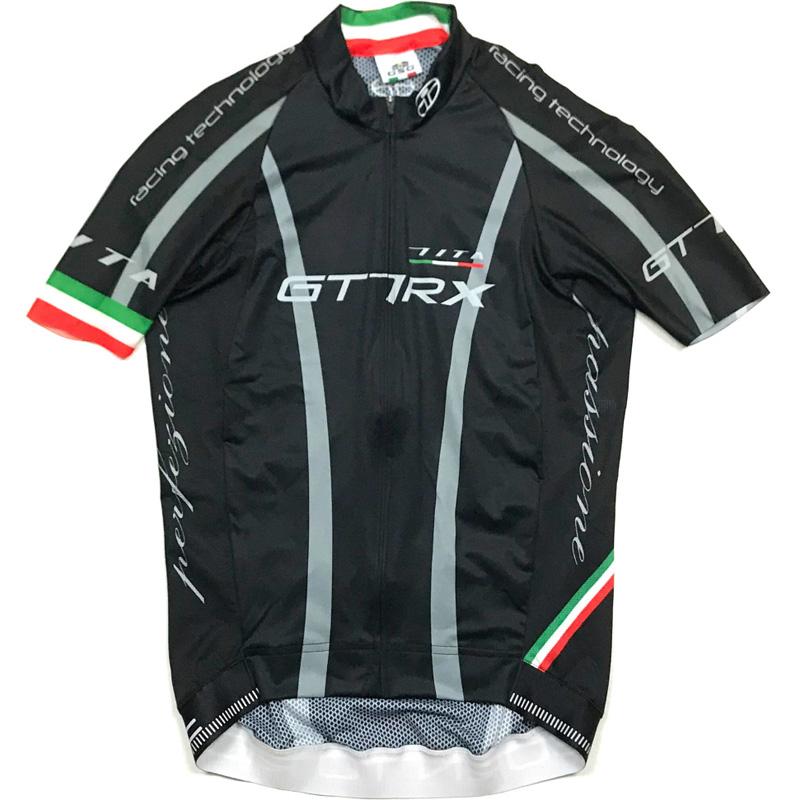 セブンイタリア GT-7RX Jersey ブラック/グレー