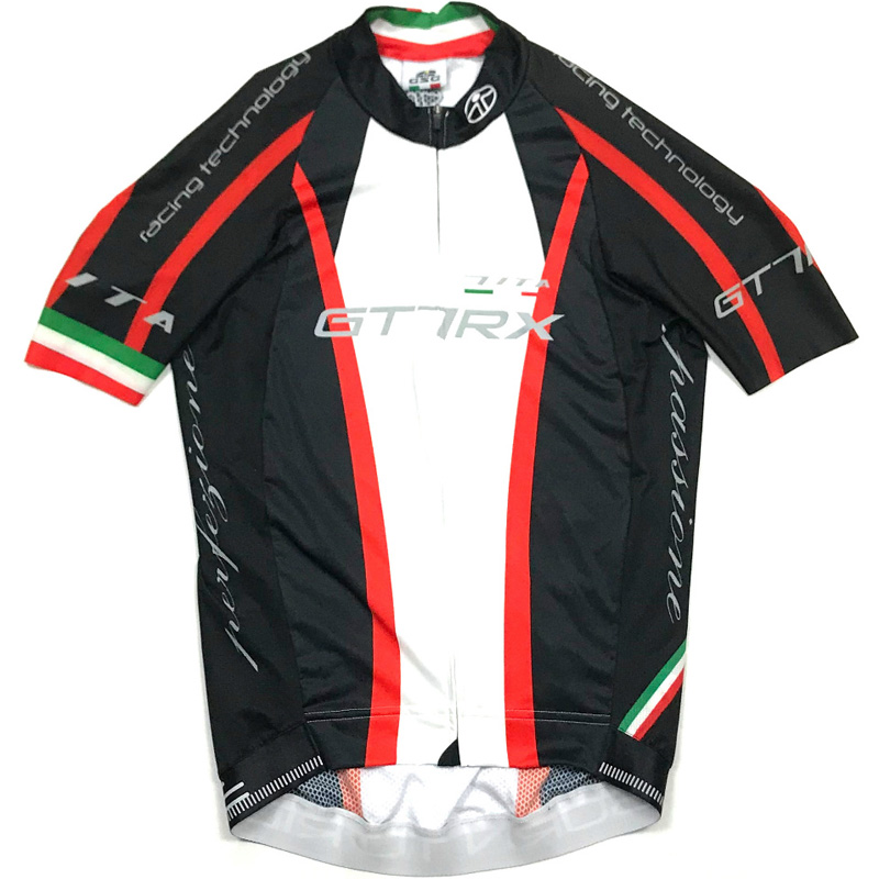 セブンイタリア GT-7RX Jersey ホワイト/レッド