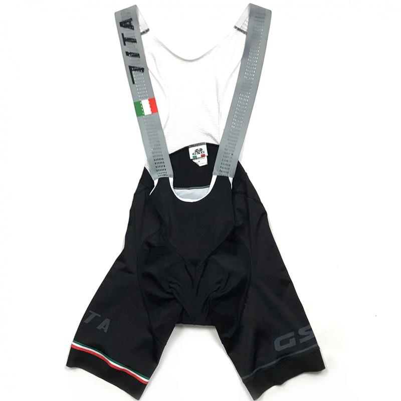セブンイタリア Neo Cobra II Bibshorts ブラック/グレー