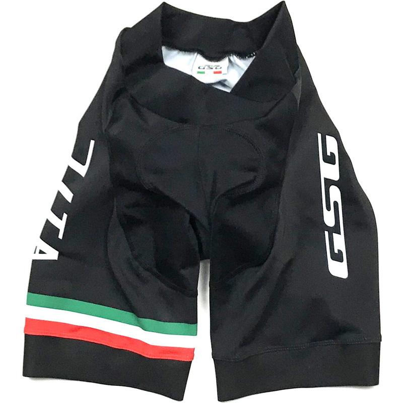 セブンイタリア Neo レディース Summer Shorts ブラック/ホワイト