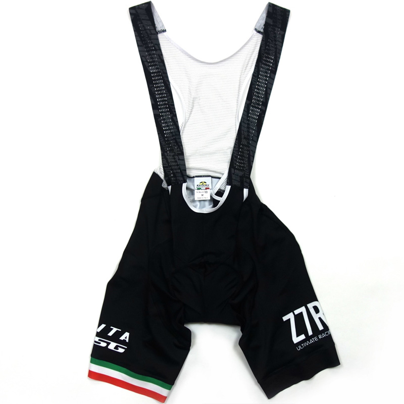 セブンイタリア Z7R Bibshorts ブラック