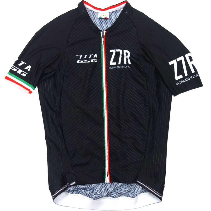 セブンイタリア Z7R Jersey ブラック