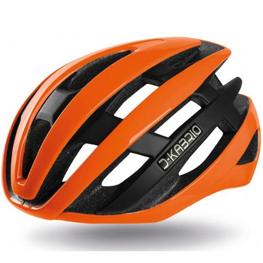 ドットアウト KABRIO(カブリオ) 05.Sオレンジ ヘルメット