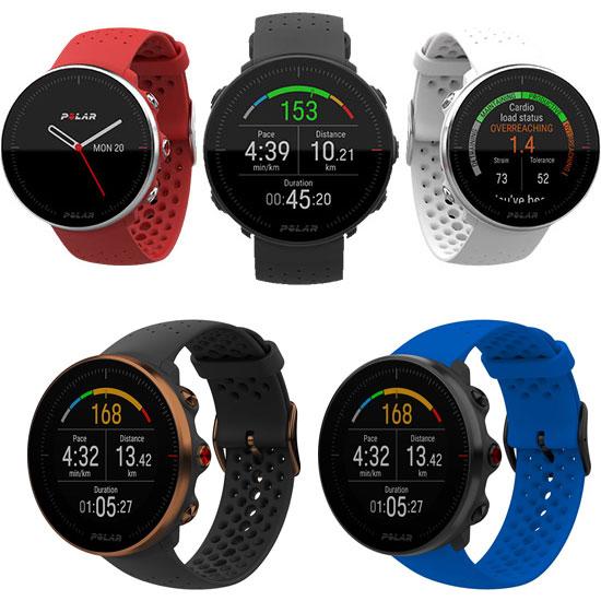 ポラール VANTAGE M GPS リストバンド型 心拍計 活動量計 Bluetooth対応