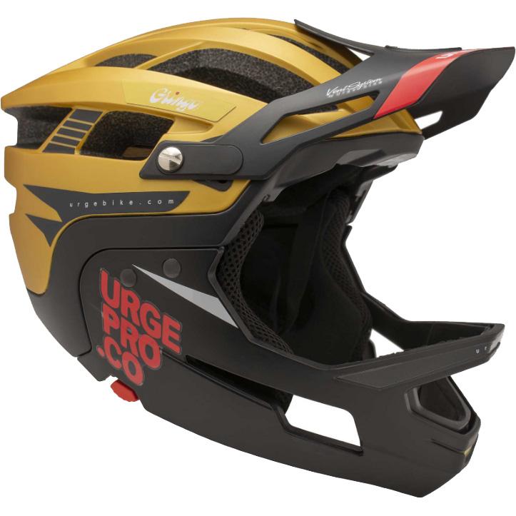 アージュ Gringo (グリンゴ) Pampaゴールド ヘルメット