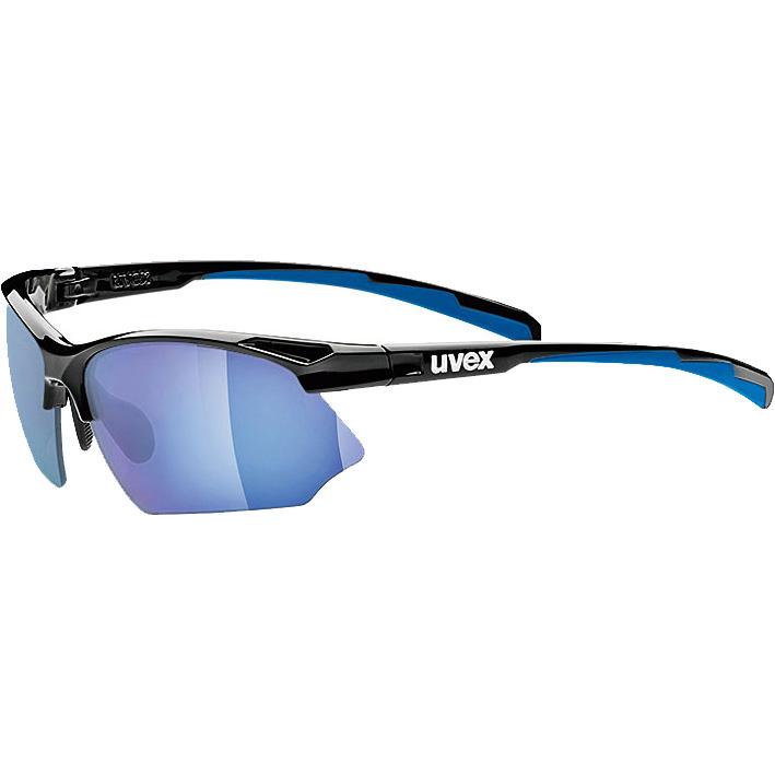 ウベックス sportstyle 802 ブラック(ブルー) サングラス