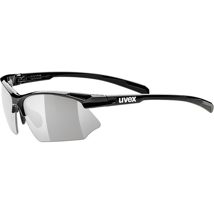 ウベックス sportstyle 802 ブラック(シルバー) サングラス