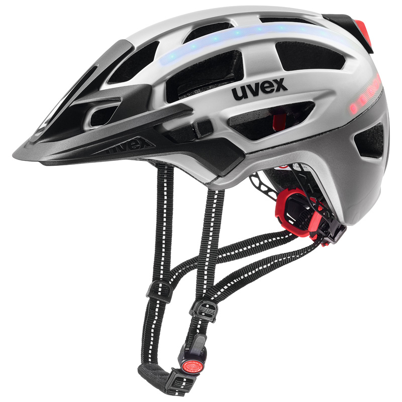 ウベックス FINALE LIGHT シルバー ヘルメット