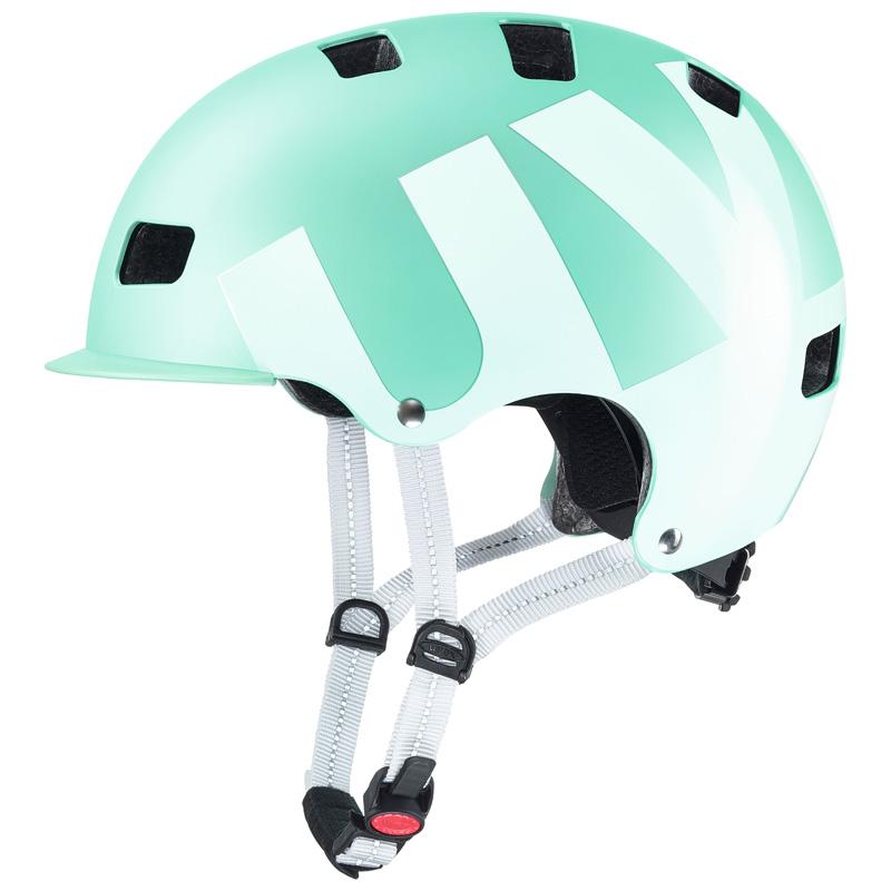 ウベックス HLMT 5 BIKE PRO ミントマット ヘルメット