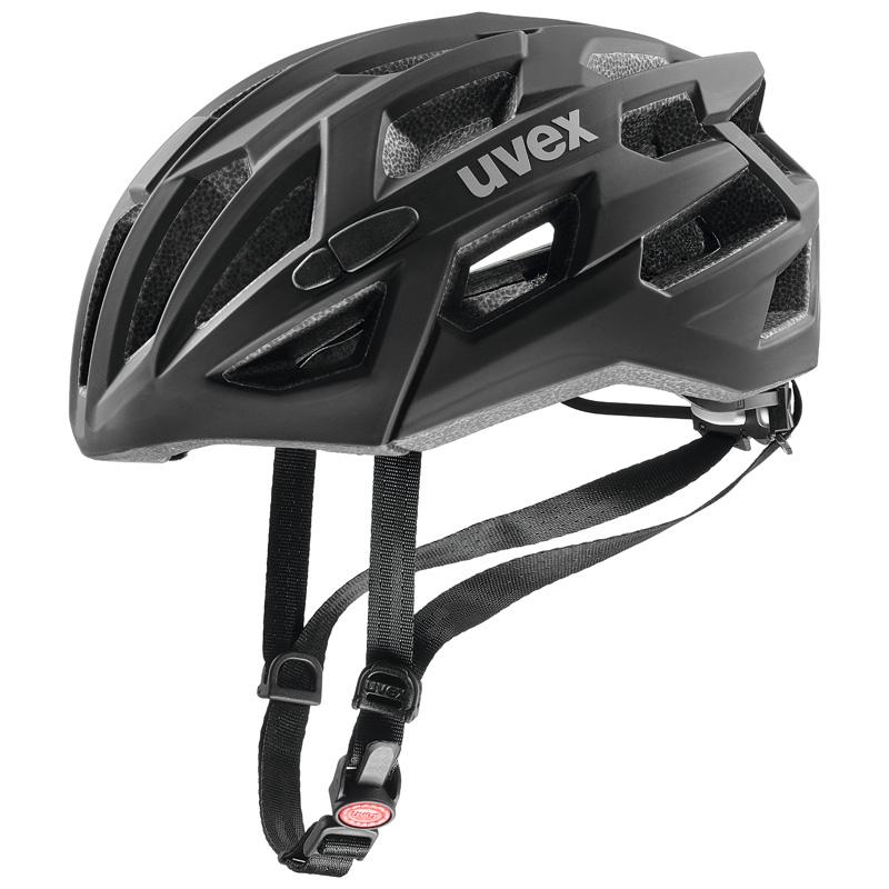 ウベックス RACE7 ブラック ヘルメット