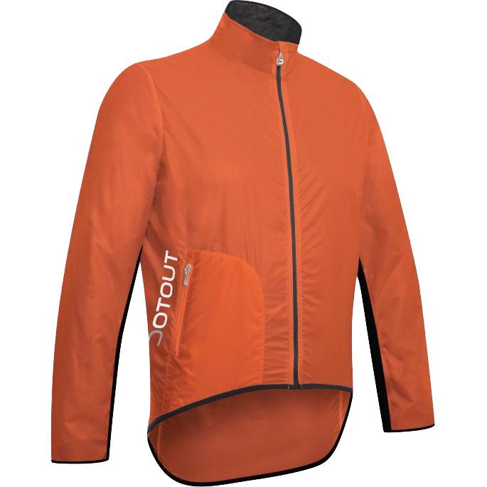 ドットアウト Tempo Jacket 200.オレンジ