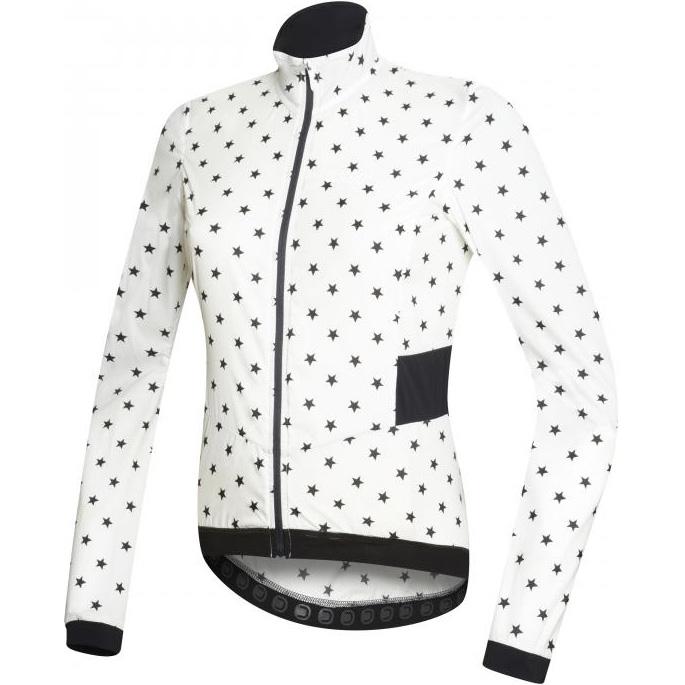 【特急】ドットアウト レディース Tempo Jacket 009.ホワイト/ブラック