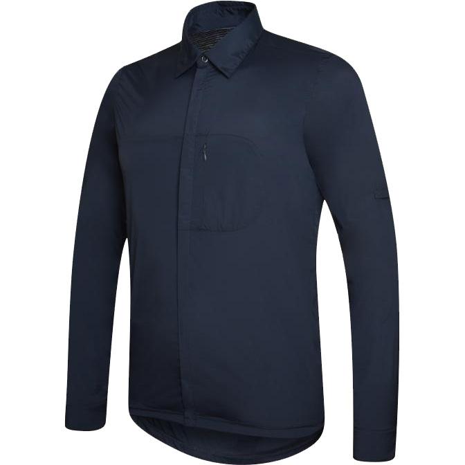 【特急】ドットアウト Apex Jacket 700.ブルー