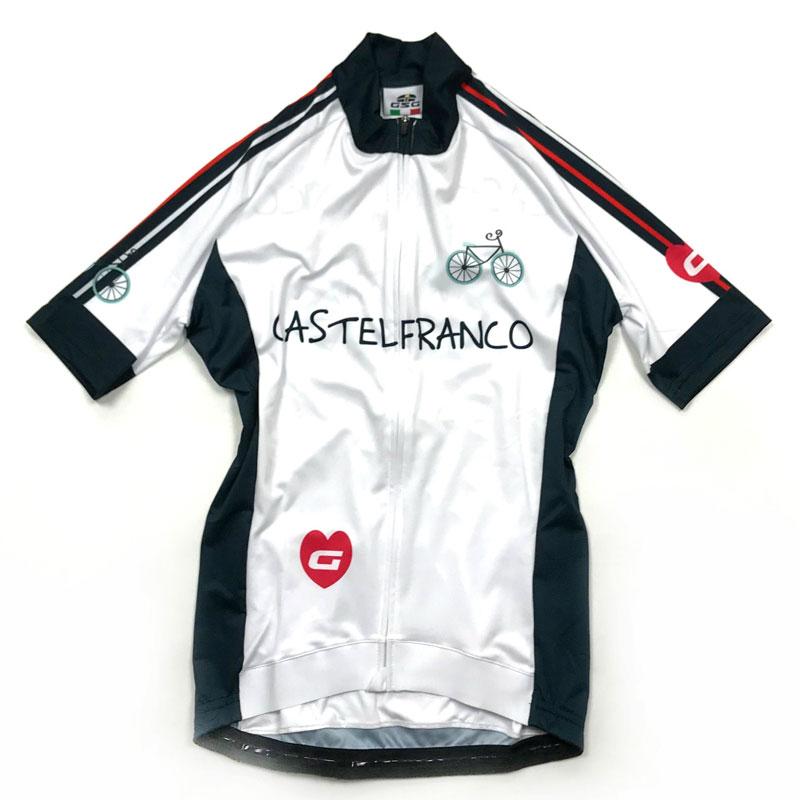 GSG Castelfranco 2 Lady Jersey ホワイト