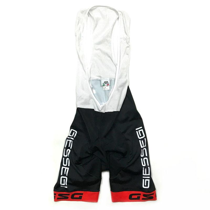 GSG RT-G 2 Bibshorts ブラック/レッド
